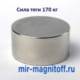 НЕОДИМОВЫЙ МАГНИТ 70х30 мм
